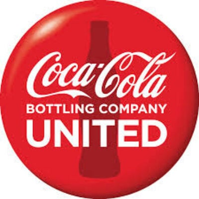 Coca Cola Bottling United Logo