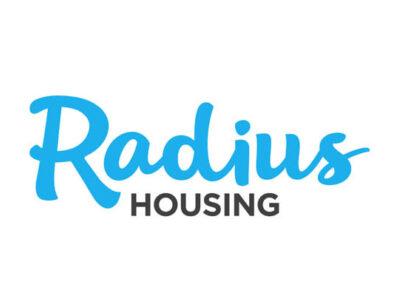 Radius Housing logo