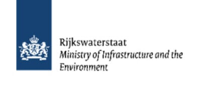 Rijkwaterstaat Ministry of Infrastructure and the Environment logo